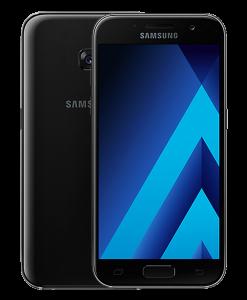 SamsungA3-black