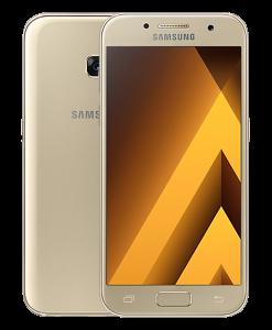 SamsungA3-gold