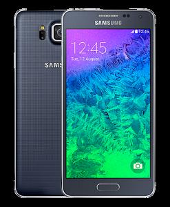 SamsungAlpha-svart