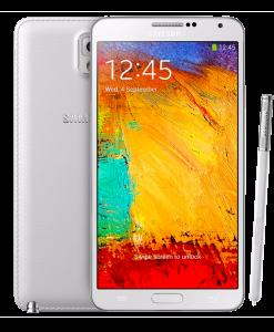 SamsungNote3-white