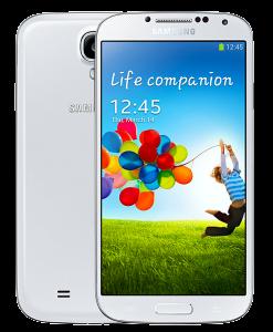 SamsungS4-white