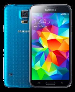 SamsungS5-blue