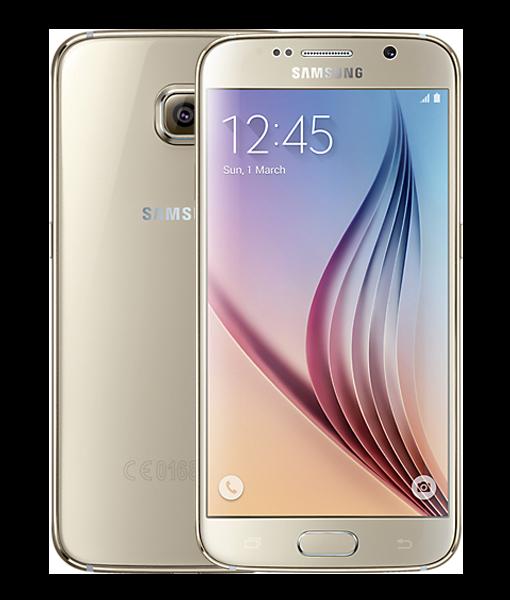 SamsungS6-gold