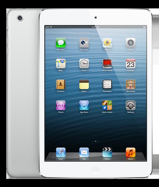 iPad-mini-A1432-white