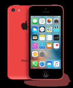 iPhone5C Pink
