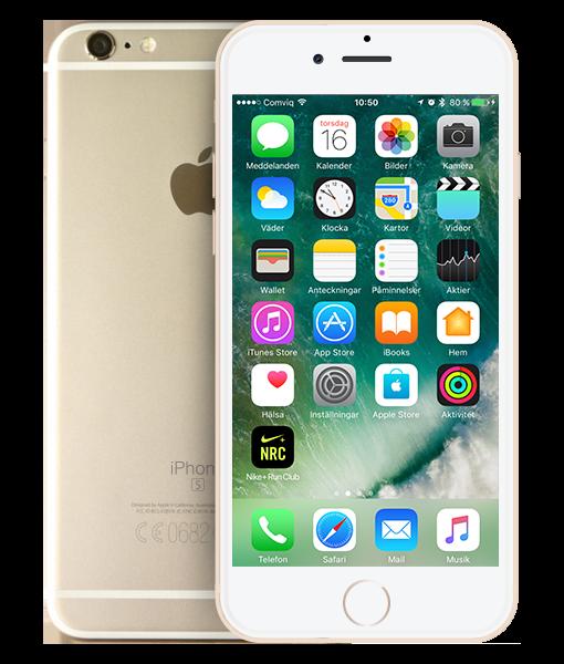 iPhone6S-Guld