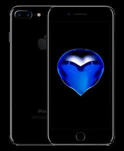 iPhone 7Plus-jetblack